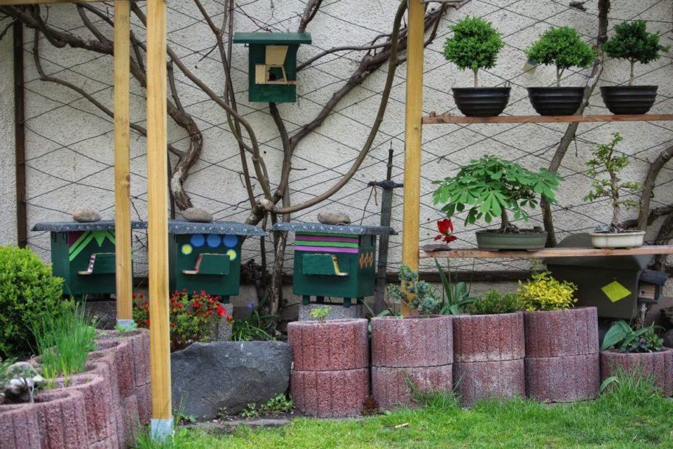 Hummelhaus bauen: Bauanleitung für einen Hummelkasten